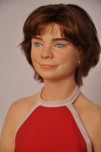 Кукла Алиса Селезнева, Автор Елена Мисюна