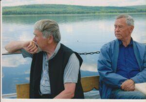 В.Я. Курбатов и В.Г. Распутин