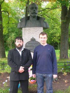 Василий Ящиков и Вадим Грачев