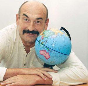 Путешественник, журналист, писатель, музыкант Андрей Приписнов