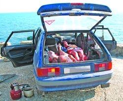Андрей Приписнов - путешествия на автомобиле