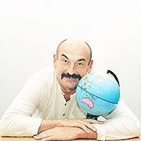 Путешественник Андрей Приписнов