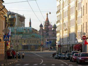 Москва. Большая Ордынка