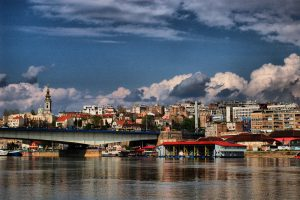 Белград. Дунай