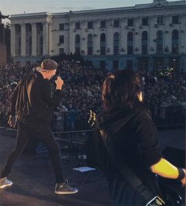 Никита Пресняков - концерт в Симферополе
