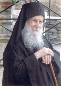 Старец Иосиф Ватопедский