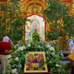 О Троицком тропаре и священномученике Илларионе Троицком