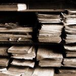 Мои мытарства по архивам