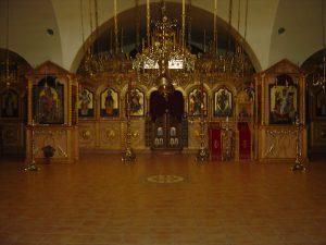 """Икона Божьей Матери """"Аризонская"""". Фото Екатерины Черновой."""