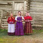 О наименовании семей и женщин в русской деревне