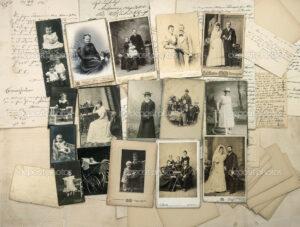 Старые семейные фото