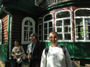 Вадим Грачев. Дом-музей Н.С. Дурылина в Болшево.