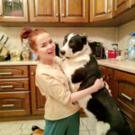 Елена Князева стала семьей для искалеченной собаки