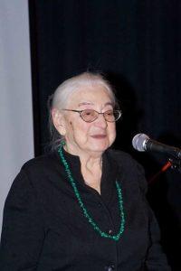 Актриса Татьяна Петровна Панкова