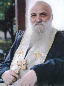 Архимандрит Иларион Аргату, месточтимый праведник. Румыния.