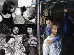 Игорь Тальков с сыном Игорем
