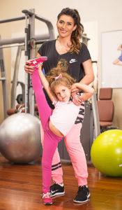 Певица Жасмин с дочкой Маргаритой, занятия спортом, диета, здоровый образ жизни