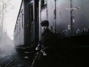 """Кадр из фильма """"И возвращается ветер"""", Михаил Калик"""
