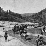 Примерное место бывшего поселения пленных австрийцев в нашей деревне в 1914 году