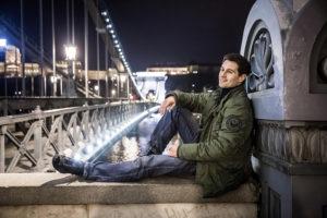 Актер Антон Макарский, интервью, автомобиль