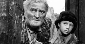 Кадр из фильма «Иваново детство»