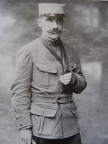 Огюстен Кошен в 1916 году