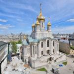 От Маковца до Лубянки. О духовной и культурой преемственности нового храма Сретенского монастыря