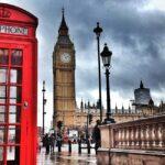 На Туманном Альбионе. Часть вторая. Первый раз в Лондоне