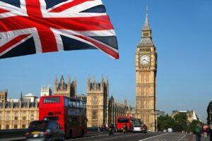 Англия. Биг-Бен