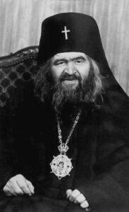 Святитель Иоанн Шанхайский и Сан-Францисский (Максимович)