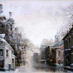 Четвёртая зима. Эссе о Москве