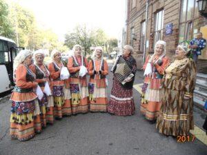 Вокальный ансамбль «Благовест», Кисловодск, интервью