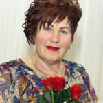 Лариса Прозорова, член Союза журналистов России.