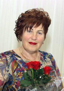 Журналист Лариса Прозорова