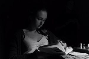 Актриса Евгения Нохрина, иностранный язык, изучение, интервью