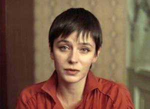 Актриса Елена Сафонова
