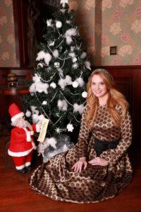 Певица Варвара. Новогодние праздники, Новый год, Рождество