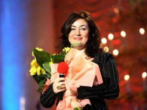 Тамара Гвердцители, бенефис