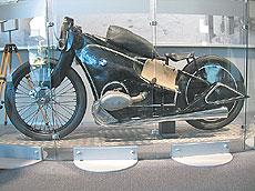 BMW Мотоцикл-рекордсмен