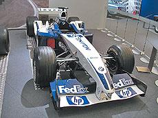Болид BMW Formula 1
