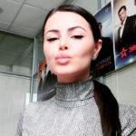 Новогоднее пожелание от телеведущей Ренаты Камаловой