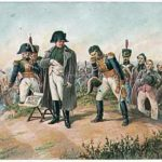 Наполеон со штабом