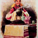 Праздничные дореволюционные открытки. С новым годом!