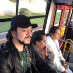 Филипп Киркоров в автобусе