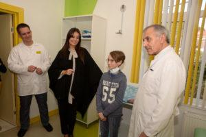 Оксана Фёдорова, благотворительный фонд, помощь больным детям