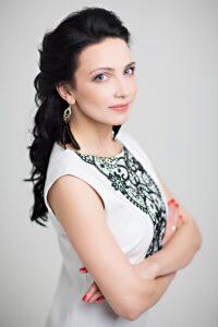 Дрессировщица Дарья Костюк