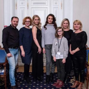 Команда Благотворительного фонда Оксаны Фёдоровой «Спешите делать добро!»