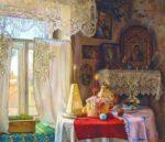 Поздравление с Пасхой от Оксаны Фёдоровой