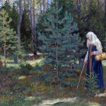Грибов наломали, рассаду заплевали – о деревенских глаголах