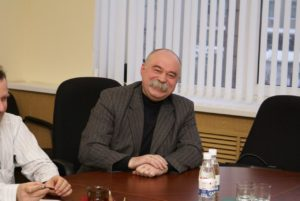 Владимир Викторович Лапырин (Нижний Новгород), журналист, редактор